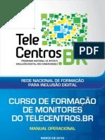 Manual Rede Telecentro