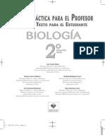 guía didáctica profesor 2°medio