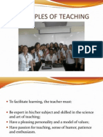 Principles of Teaching Unit 1 Chapter 3