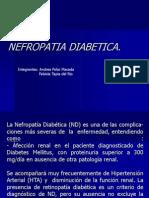 Nefropatia diabetica1