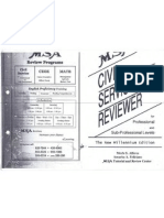 58942817 MSA Civil Service Reviewer