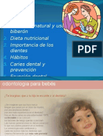 Odontologia Para El Bebe