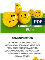 Communication Skills PPT Finale