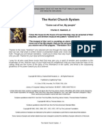 The Harlot Church System