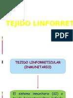 TEJIDO LINFORRETICULAR