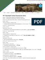Clube Português de Canicultura 30ª. Exposição Canina Nacional de Sintra