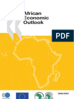 African Economic Outlook 2006 2007