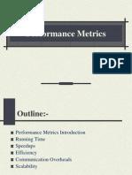 Performance Metrices