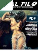 Al Filo Octubre 2011