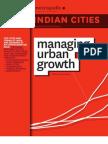 Metropolis India Managing Urban Growth