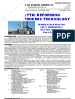 Catalytic Reforming Process Technology Brochure 2-2-10