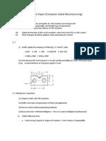 Test Paper CAM