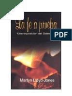 Salmo 73-La Fe a Prueba - Martyn Lloyd-Jones