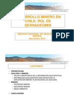 08.- Desarrollo Minero en Chile