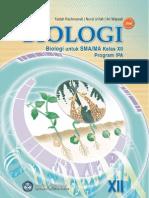 BSE_Biologi_Kls_12, Metabolisme Materi Genetik, Reproduksi as Evolusi, Bioteknologi Published by. @BiarmyHarry