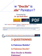 How Docile is Mobile Pakistan