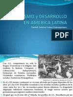 05 POPULISMO y DESARROLLO EN AMÉRICA LATINA