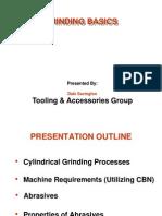 Grinding Training Presentation