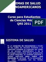 Sistema de Salud Qrs 2011