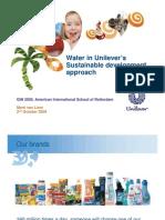 unileverAndWater