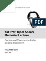 Iqbal Ansari Lecture Format Final