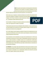 REGIMEN PROBATORIO Tema 1 de Maria Mrecado