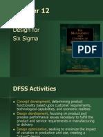 5. Design for Six Sigma