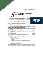Appendix CSEP M-II Paper 5 (Solved Scanner) June-11