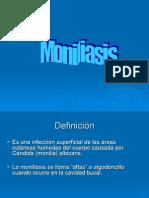 Moniliasis