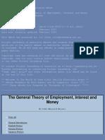 Keynes, John Maynard - The General Theory Of Employment, Interest And Money