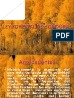 LEY FORESTAL DE HONDURAS