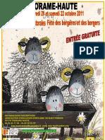 Brochure Bergers 2011