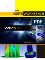Ansys Workbench Tutorials Cover