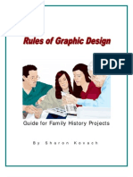 Rules of Graphic Design