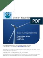 Vega Carbon Audit 0809 v51a