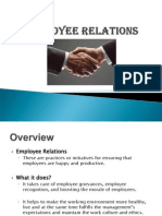 Employeel Relations