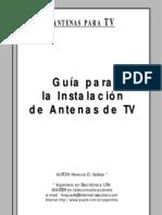 Instalación Antenas TV