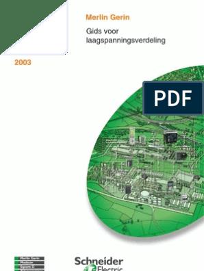 Schneider Gids Laagspanningsverdeling 2003