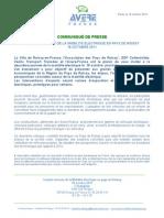 CP14102011 Avere France Roissy