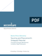 236Accenture Sourcing and Procurement Untapped Potential