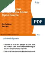 Goldman-2007-11-OpenSource