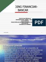 Standing Financiar Bancar