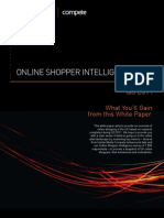Online Shopper Intelligence - UK