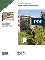 Ansambluri Rezidentiale Solutii Pentru Instalatii Electrice