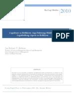 Ph 103 Final Paper
