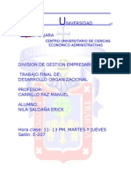 Universidad de Guadalajara Do Nila