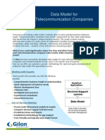 Telco Model Datasheet