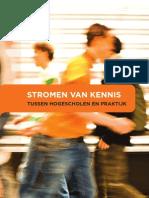 SURFshare Stromen Van Kennis Tussen Hogescholen en Praktijk Jan2011