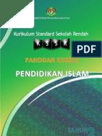 Buku Panduan Kursus Pendidikan Islam Tahun 2