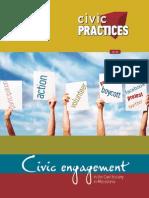 Civic Practices 12 Civic Engagement 2011